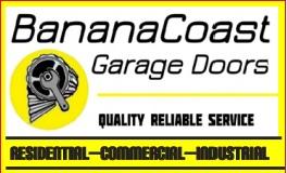 BANANA COAST GARAGE DOORS