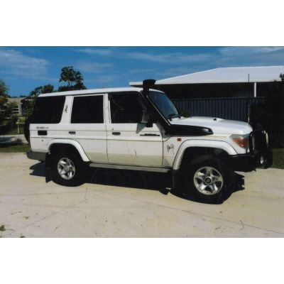 2007 Landcruiser V8 GXL wagon