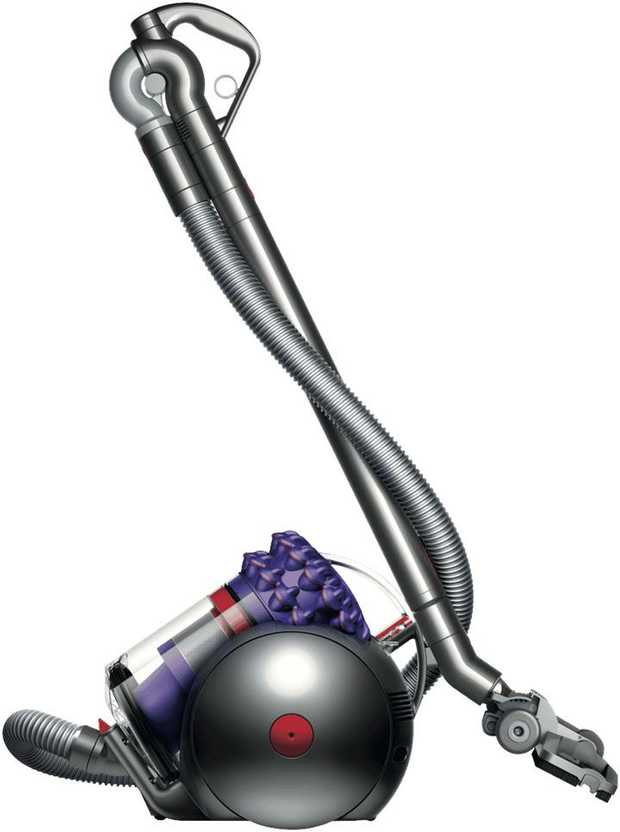 This Dyson Cinetic Big Ball Origin Vacuum Cleaner is made to be your powerful all-round cleaning...