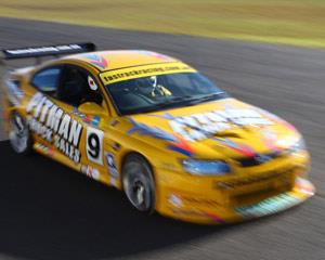 Push the pedal to the metal with 6 exhilarating laps driving the circuit at Barbagallo Raceway, WA.