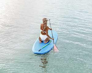 Explore Noosavilles waterways at your own pace in this private 90 minute stand up paddle board tour...