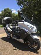 T Max Yamaha 500cc Scooter