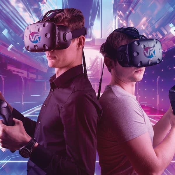 Experience the new frontier in entertainment with today's exhilarating escape room offer from Virtual...