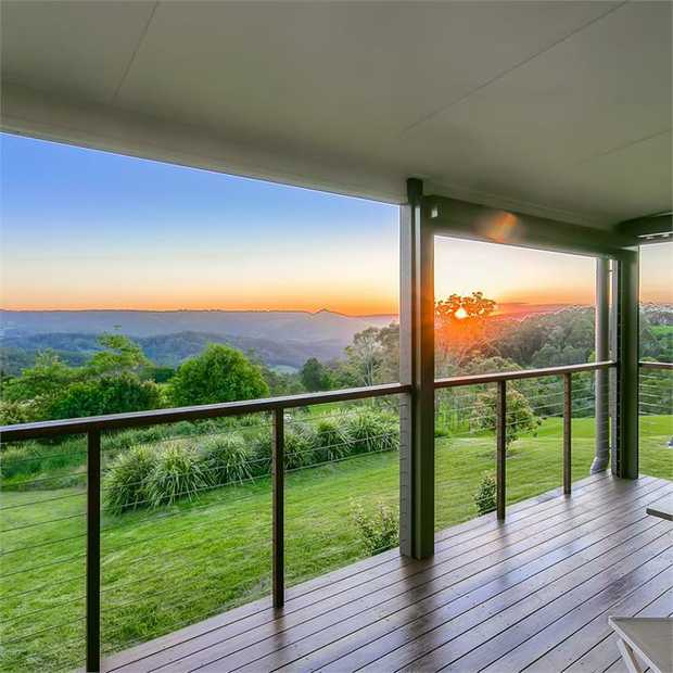 Escape to the Sunshine Coast hinterland and indulge in an ultra-romantic, boutique stay with your...