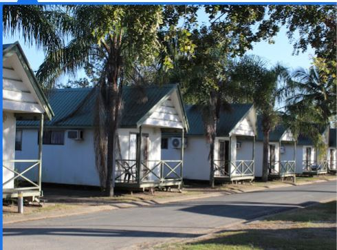 4957 6141   Cabins from $190 per week with    Linen  Kitchen  TV  Double...