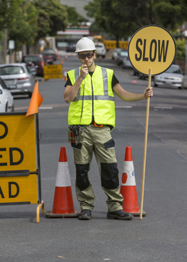 We are a fully certified civil road company located in Thornbury, we have local government contracts...