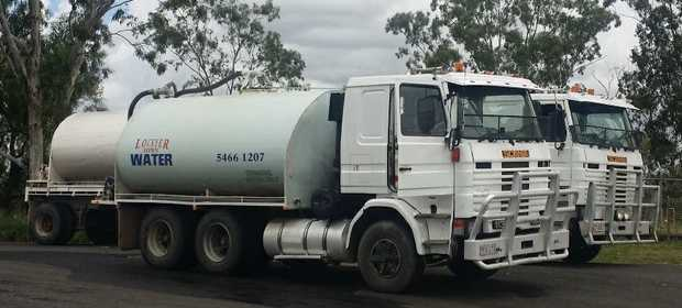 The Original Lockyer Town Water  