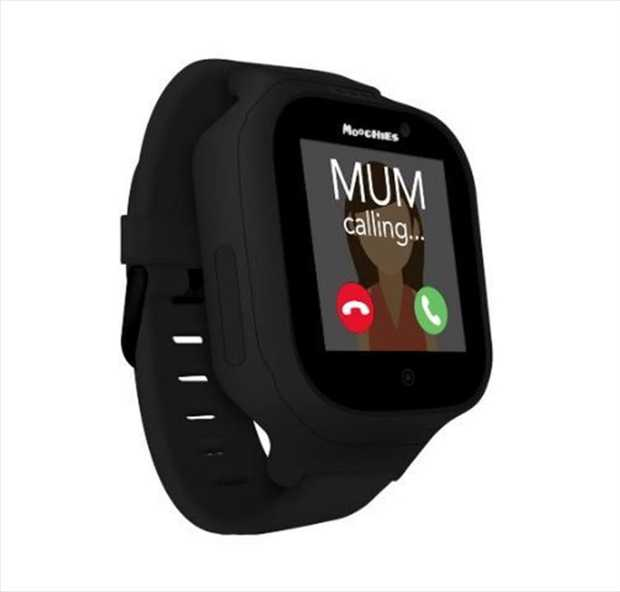 Moochies Kids Smartwatch - Black      Moochies allows your kids the...