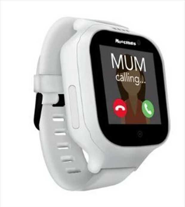 "Moochies Kids Smartwatch - White      ""Moochies allows your kids..."