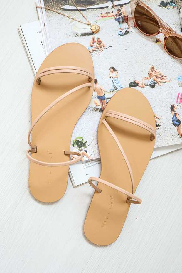 Nude upper.