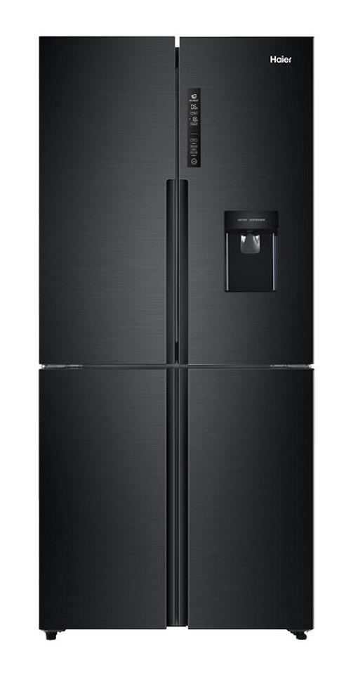 335L/179L Fridge/Freezer capacity Quad Door French Door Humidity controlled vege bin Smart Lock door...
