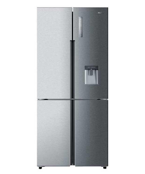 335L Fridge/179L Freezer Four door French door Humidity controlled vege bin Smart Lock door system...