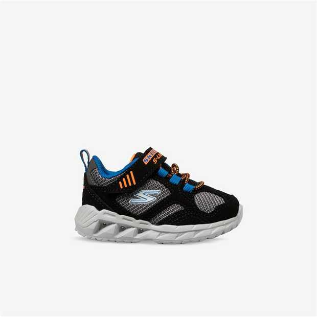 Big light-up fun and sporty style comes in a compact package with the SKECHERS S Lights: Magna-Lights...