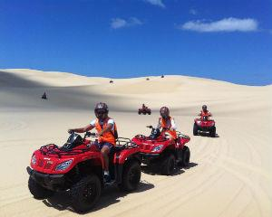 Live the adventure that promises you a Quad Riding experience like no other with Sand Dune Adventures.
