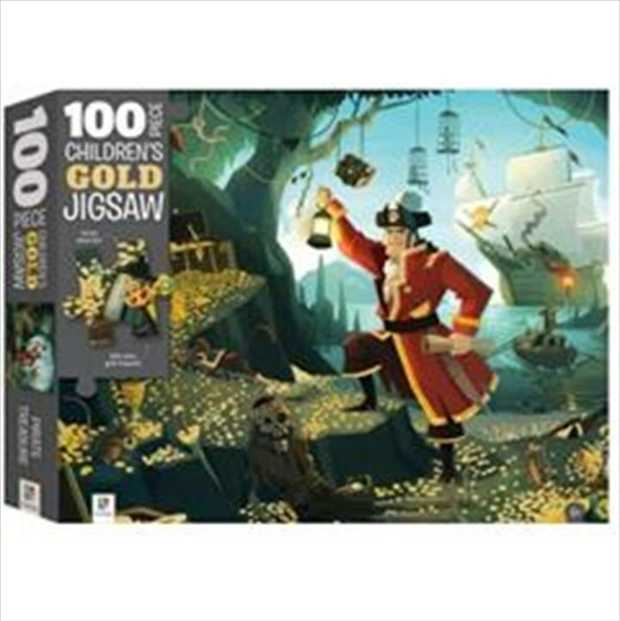 Enter the adventurous world of pirates with this title from the third series of the 100-piece...