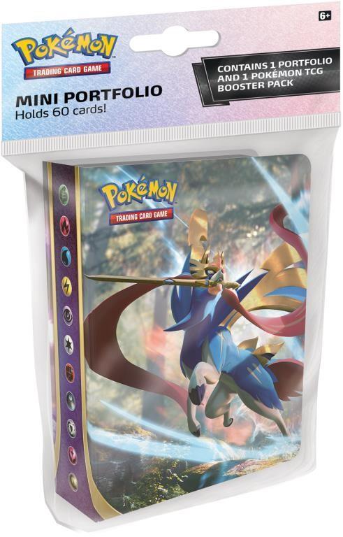 Pokemon Trading Card Game Sword And Shield Collectors Album