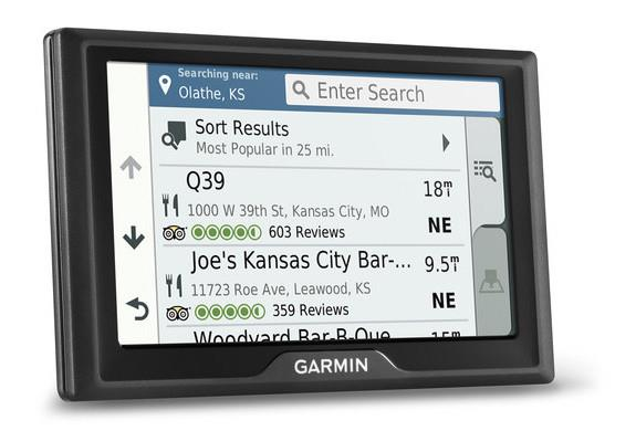 Easy-to-use dedicated GPS navigator Bright 5.0-inch dual-orientation display Driver alerts Foursquare...