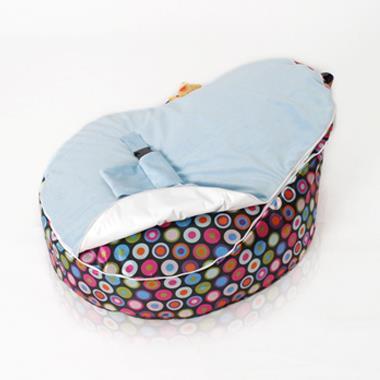 Newborn Collection-Bubbles Blue