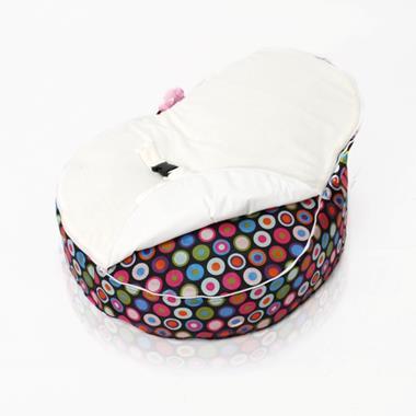 Newborn Collection-Bubbles White