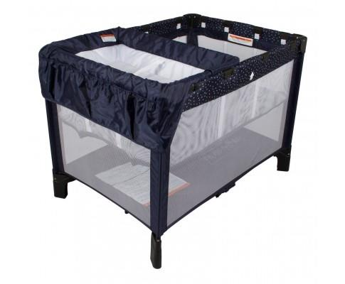 Trio 3 In 1 Travel Cot - In The Navy