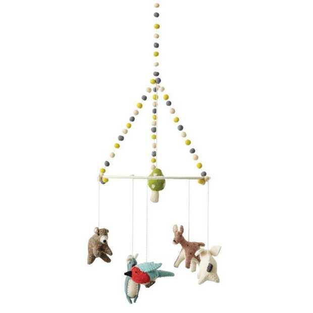 Pehr Designs - Woodland Creatures Mobile