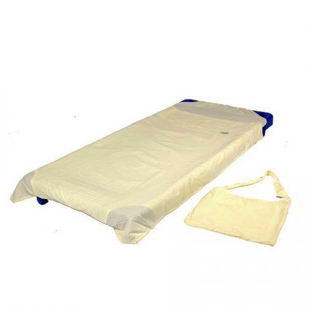 Stacking Bed Sheet Yellow