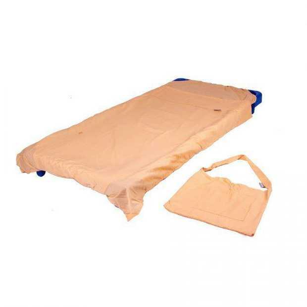 Stacking Bed Sheet Orange