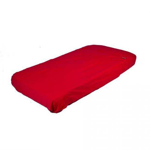 Peg Mat 2Pc Sheet Set - Red