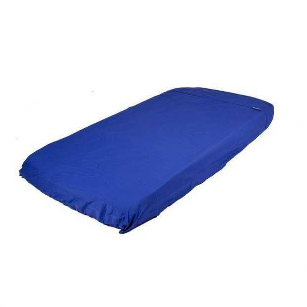 Peg Mat 2Pc Sheet Set - Blue