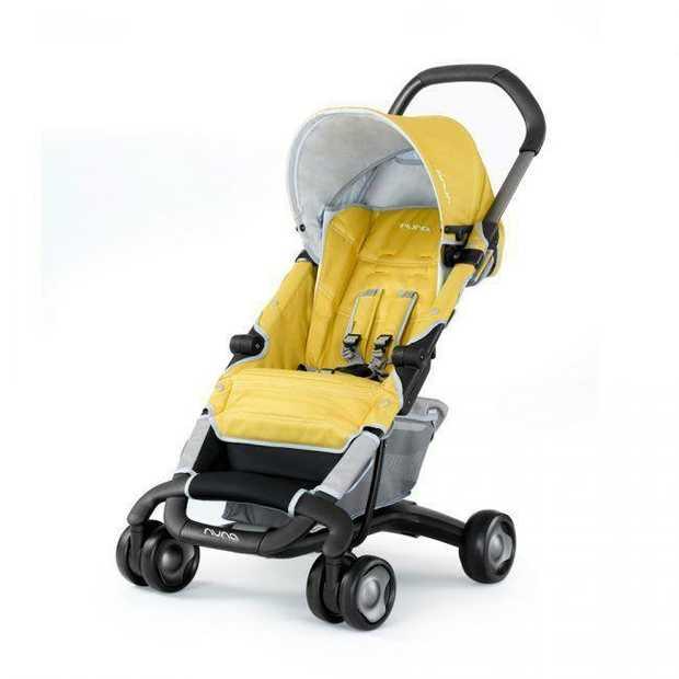 Nuna - Pepp - Yellow