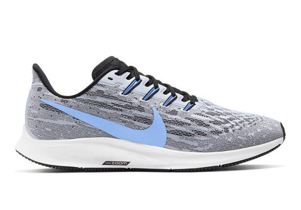 The Iconic Nike Air Zoom Pegasus 36 returns in a slimmer more comforting design. This running shoe...
