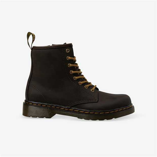 Small AirWair sole. Big Docs spirit. The classic 1460 boots has been scaled down for up-and-coming...