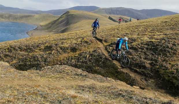 If you love single track adventure in stunning scenery then this is the tour for you. Explore Iceland...
