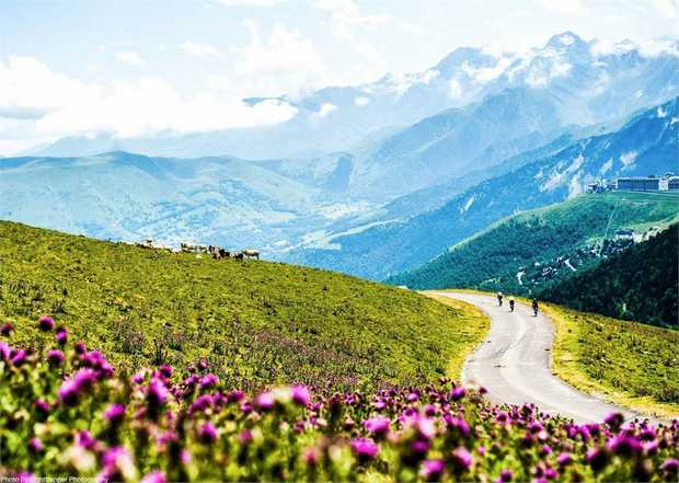 Spend 8 days riding the climbs used in the Tour de France as you train with the experts in the glorious...