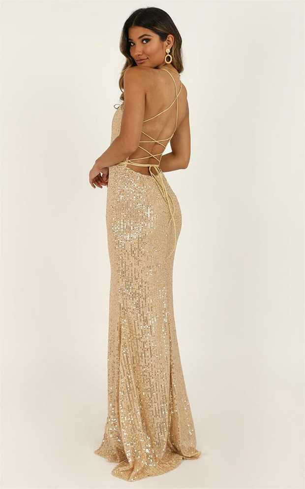 Feel fabulous in the Magic Hour Maxi Dress! This occasion piece features a maxi length and a straight...