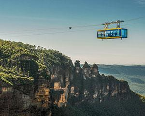 Located in the World Heritage listed Blue Mountains, Scenic World offers epic panoramic views of...