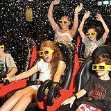 Immerse all your senses in this theme park-style cinema experience, incorporating movement, surround...