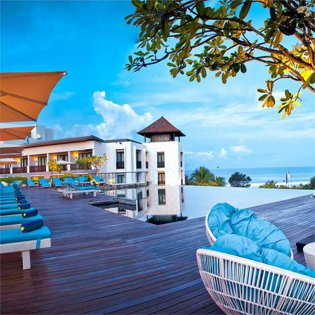 Treat yourself to a sun-kissed holiday in the heart of Bali's Legian, staying at one of the region's...