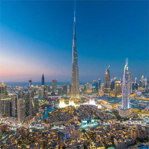 Experience a stylish city break within easy access to downtown and Dubai International Airport at the...