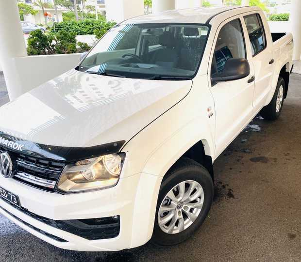 22,000Km V6 Turbo Diesel, 3.5T VW towbar kit. Dual can Ute 8sp Auto 165kw.   Xtreme protective...