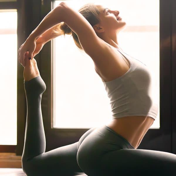 Forget slugging away at the gym for ripped abs - discover the many benefits of holistic health and...