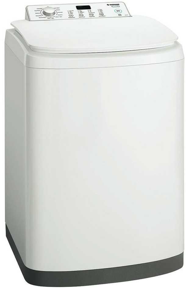 11 wash programs Ezi Reach control panel Soak option Agitator wash action Wash options you really need...