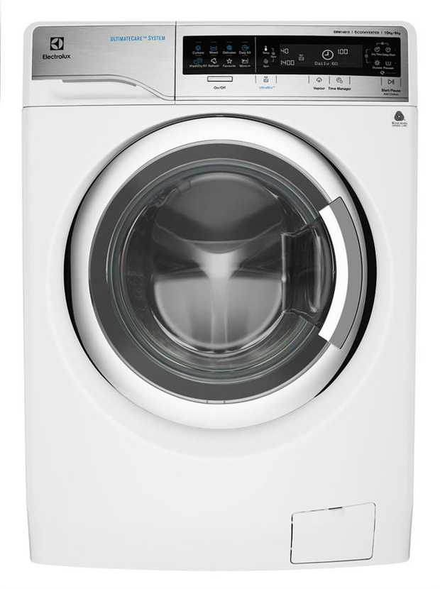 16 Wash Programs Jetsystem WashDry 60 AutoSense Add Clothes Function Gentle Drum Everyday Programs...