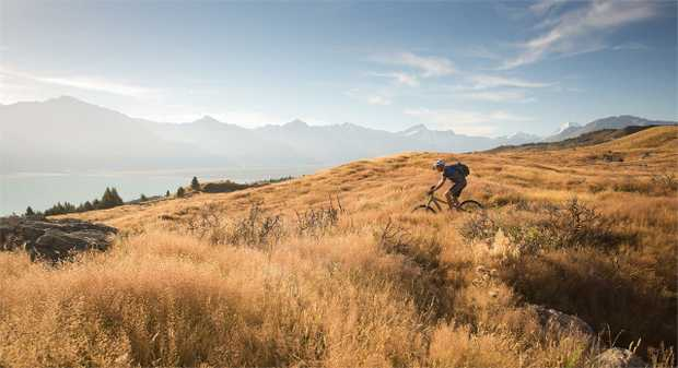 An epic 6 day MTB adventure from Christchurch to Queenstown riding the best singletrack with the local...