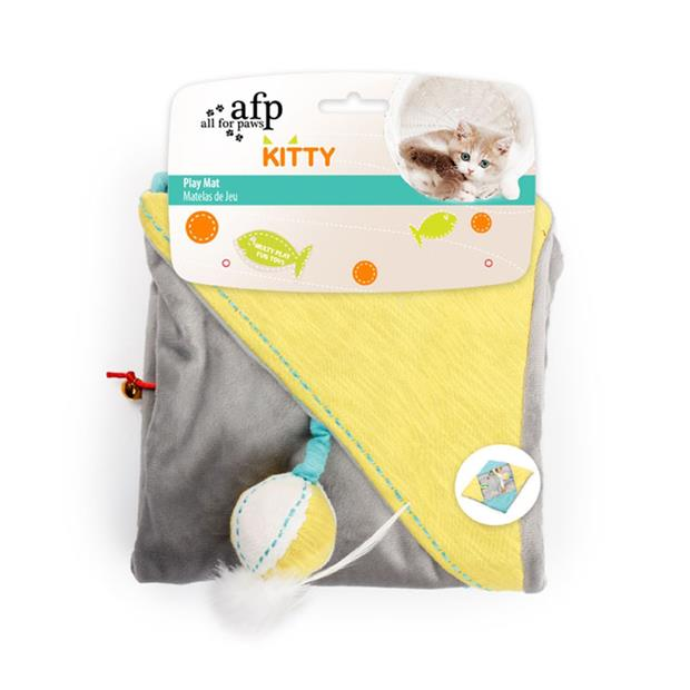 afp kitty play mat  each | All For Paws cat toy&accessories; | pet supplies| Product Information:...