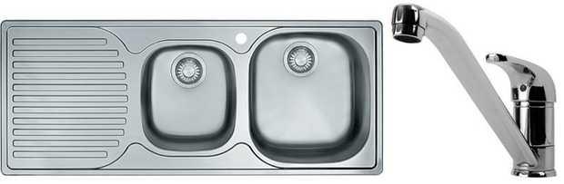 PFX 621 + TA 8800 380mm x 420mm x 180mm main bowl 300mm x 340mm x 150mm small bowl Left hand side...