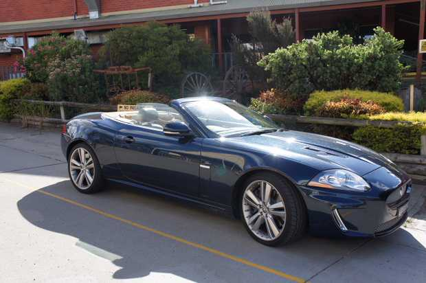 Jagur XKR 2010 Auto MY11   This is a once in a lifetime Car, in Immaculate condtion. It has been a...