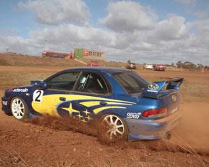 Get ready to set the dust flying as you take on a 16 lap Rally Drive one of world's most renowned rally...