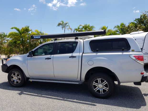 2013 MAZDA BT50 XT   