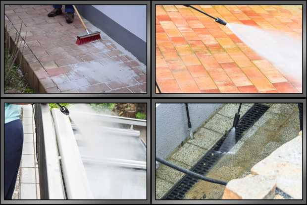 SERIOUS PRESSURE CLEANING   Have Your Hard Surface Areas Pressure Cleaned Of Dirt &...
